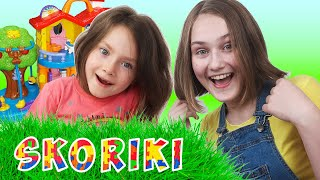 Collection of videos for kids | SKORIKI