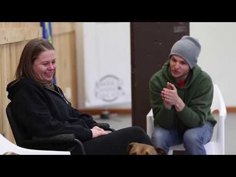 Emotional Training session with Pele--America's Canine Educator- MUST SEE