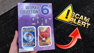 IS THIS STRANGE POKEMON ULTIMATE COLLECTION BOX A SCAM OR WORTH YOUR MONEY?!