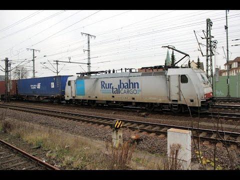 Güterzüge in Garßen und Lehrte - 32