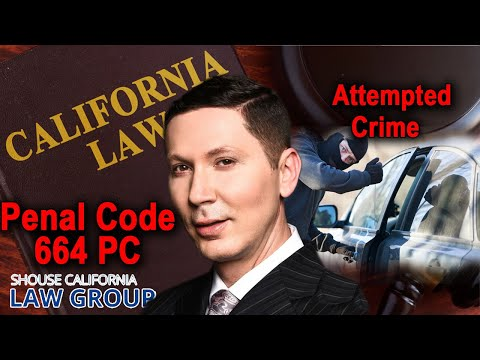 """The legal definition of an """"attempted crime"""" (Former DA explains)"""