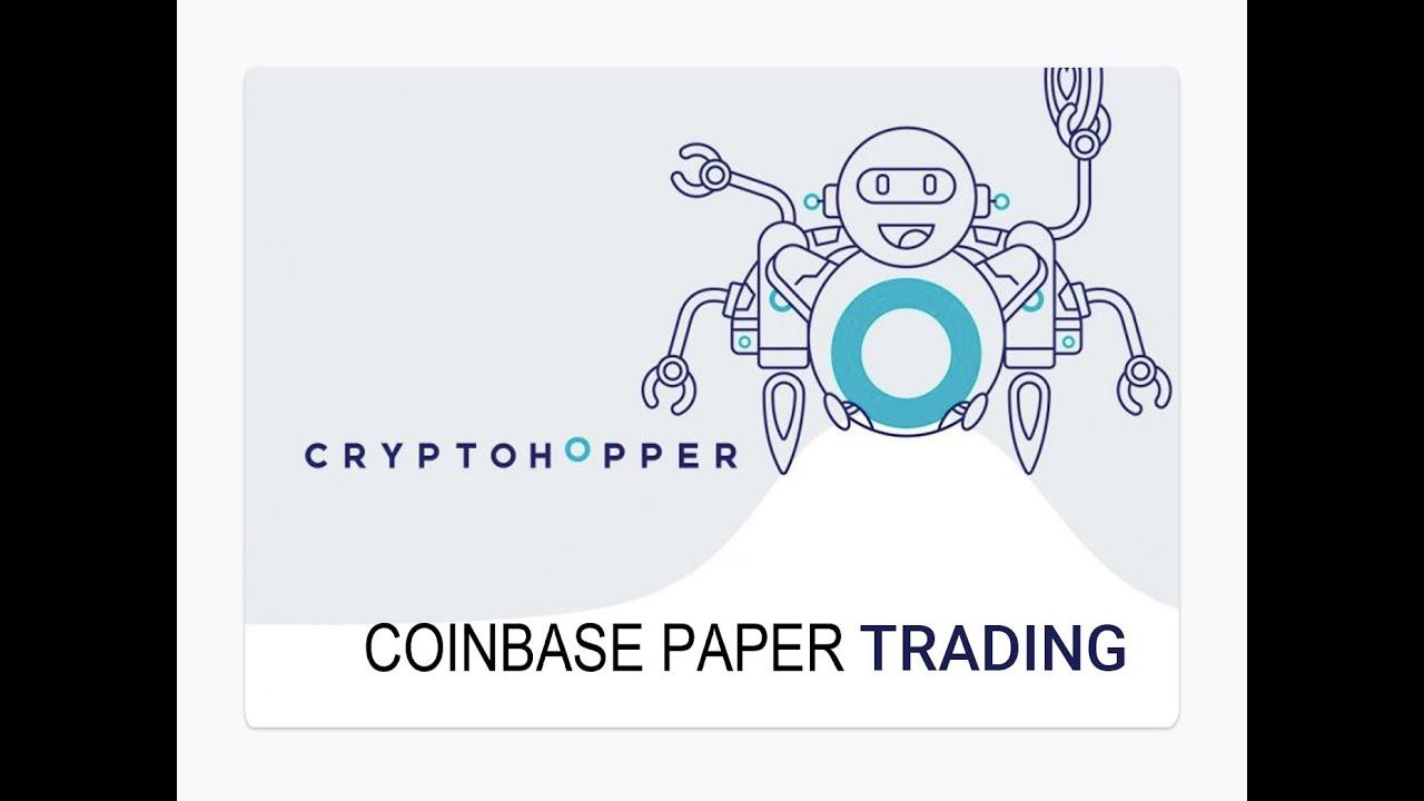 cryptohopper paper trading