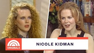'Big Little Lies' Star Nicole Kidman On All Her Iconic Roles | TODAY HIghlights