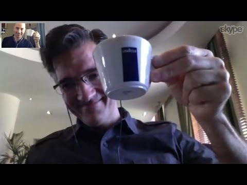 UX on Coffee / with Stephen Anderson on his upcoming book: Design for Understanding