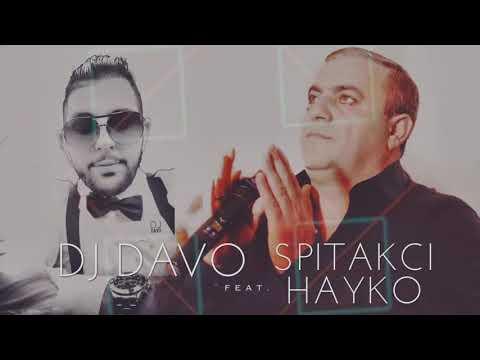 """DJ DAVO FT HAYKO - """"KAXOTEM QEZ HAMAR"""" █▬█ █ ▀█▀ 2018"""
