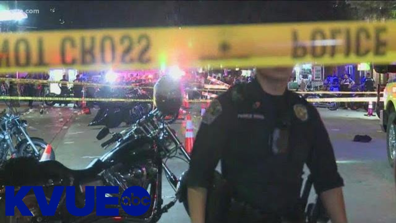 3 overnight shootings in Austin 1 day after 6th Street mass shooting