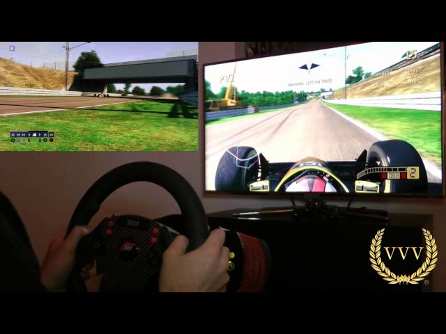 F1 2013 Classic Suzuka Practice Gameplay