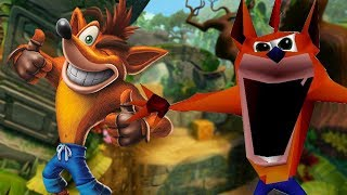 10 DATOS QUE PROBABLEMENTE NO SABÍAS DE CRASH BANDICOOT