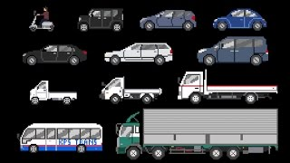 Street Vehicles 3 - Cars & Trucks - The Kids'...