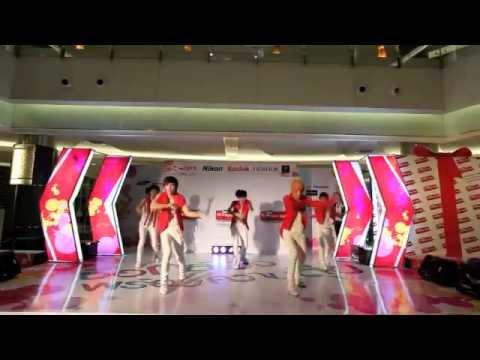 111213 ESPRESZO Cover TEEN TOP @ Photo Hut Cover Dance Contest 2011 (Adition)