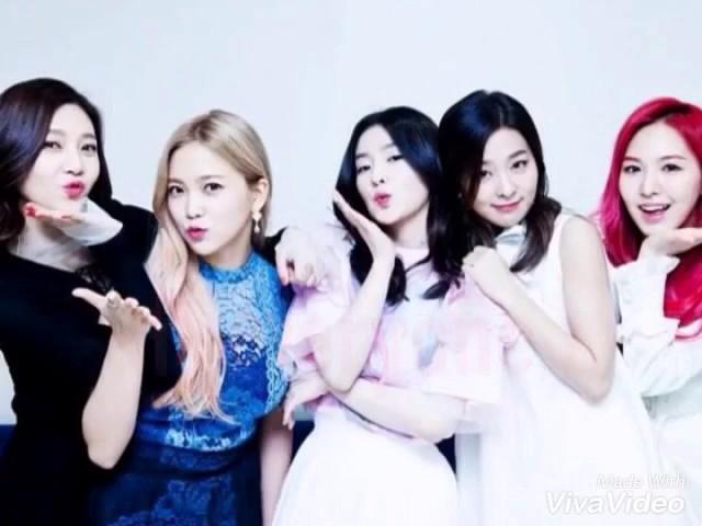 Red Velvet's Irene (heavy make up VS without make up & light make up)