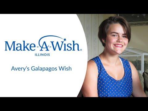 Avery's Galapagos Wish
