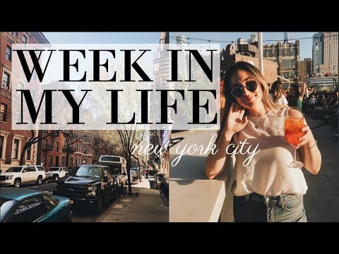 HOW I BUDGET IN NYC | WEEK IN MY LIFE VLOG