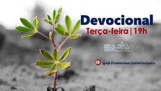 """Devocional: """"Salmo 15"""" - 22 de setembro de 2020"""