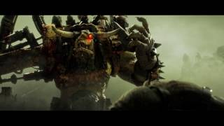 Warhammer 40 000: Dawn of War 3 — трейлер Servant to None