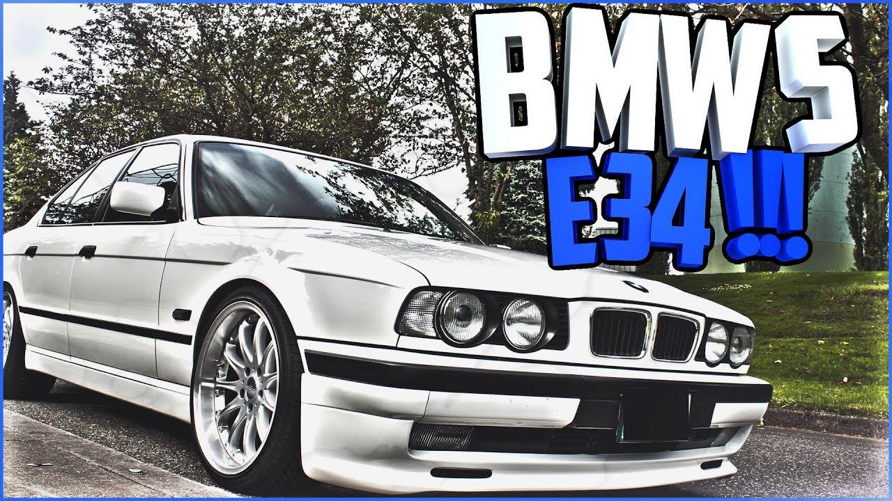 BMW 5 E34 ! ЛЕГЕНДА 90-Х ИЛИ ХЛАМ ??? | AVITO.RU - YouTube