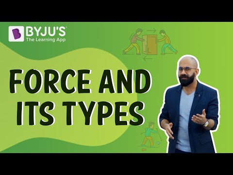 Force and Its Types