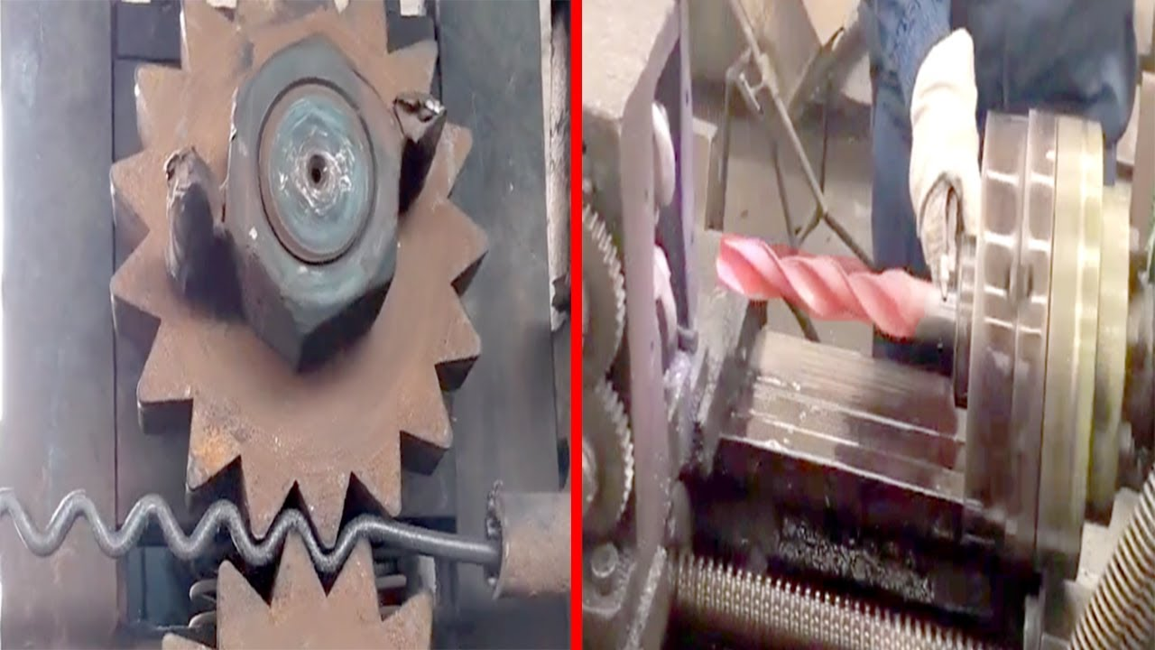 Most Satisfying Factory Machines and Ingenious Tools! Exciting Factory Production Process #42