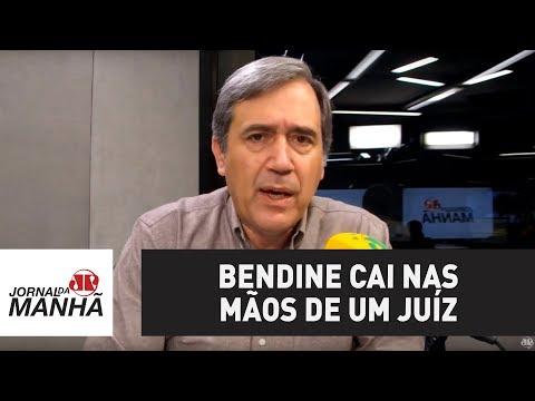Bendine, o homem do PT, cai nas mãos de um juiz de verdade   Marco Antonio Villa