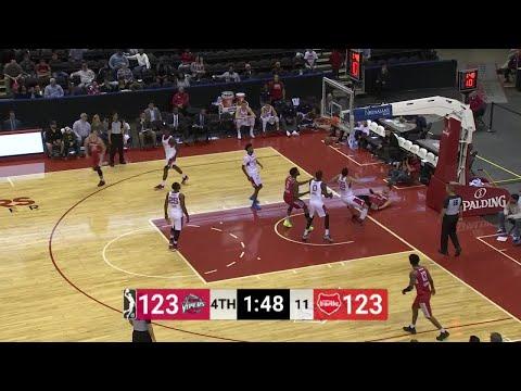 RJ Hunter (21 points) Highlights vs. Memphis Hustle