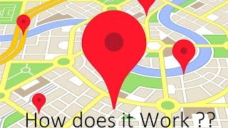 How Does Google Maps Work. Superfast tech Free HD Video