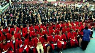 March Graduation Ceremony: Science, Education, Engineering, and Health Sciences