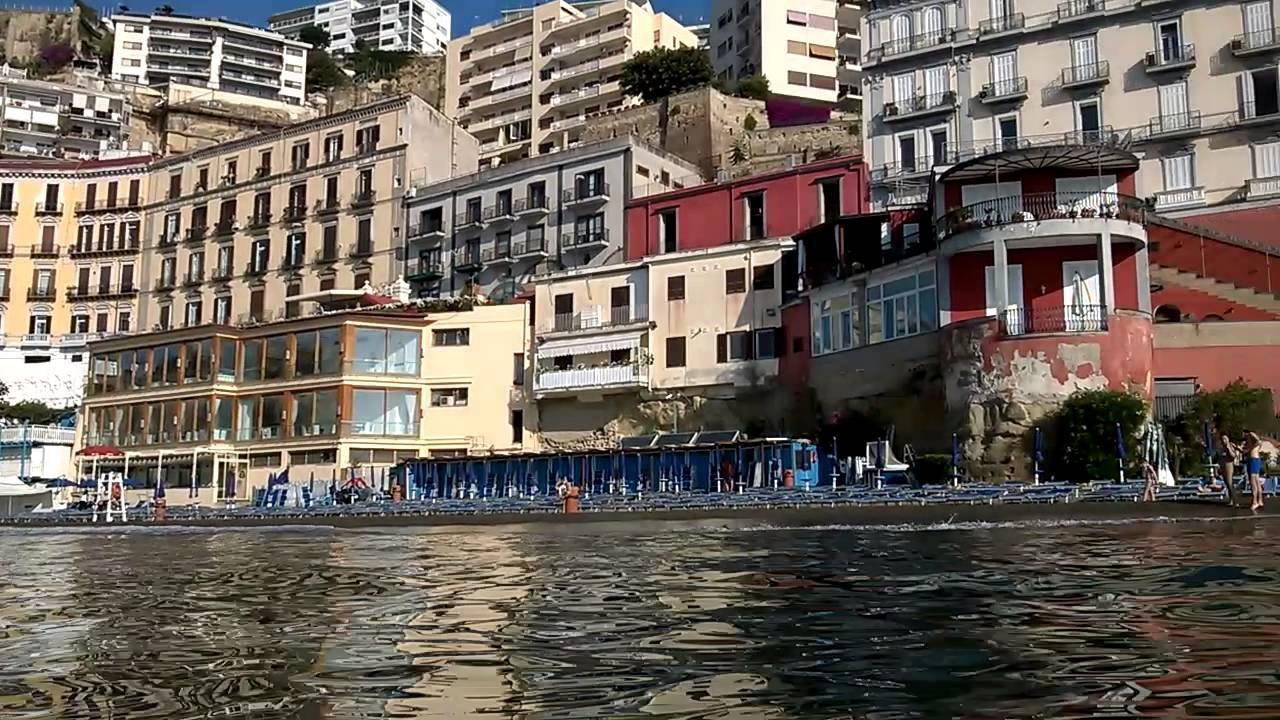 Panorama in mare bagno elena via posillipo napoli juli
