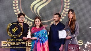 South India Business Awards 2019 | Best Beauty & Wellness Centre  | Morph Wellness