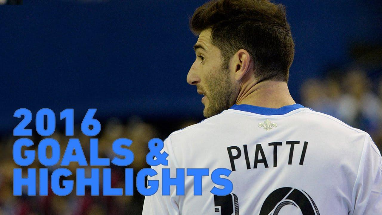 Ignacio Piatti 2016 MLS Goals & Highlights