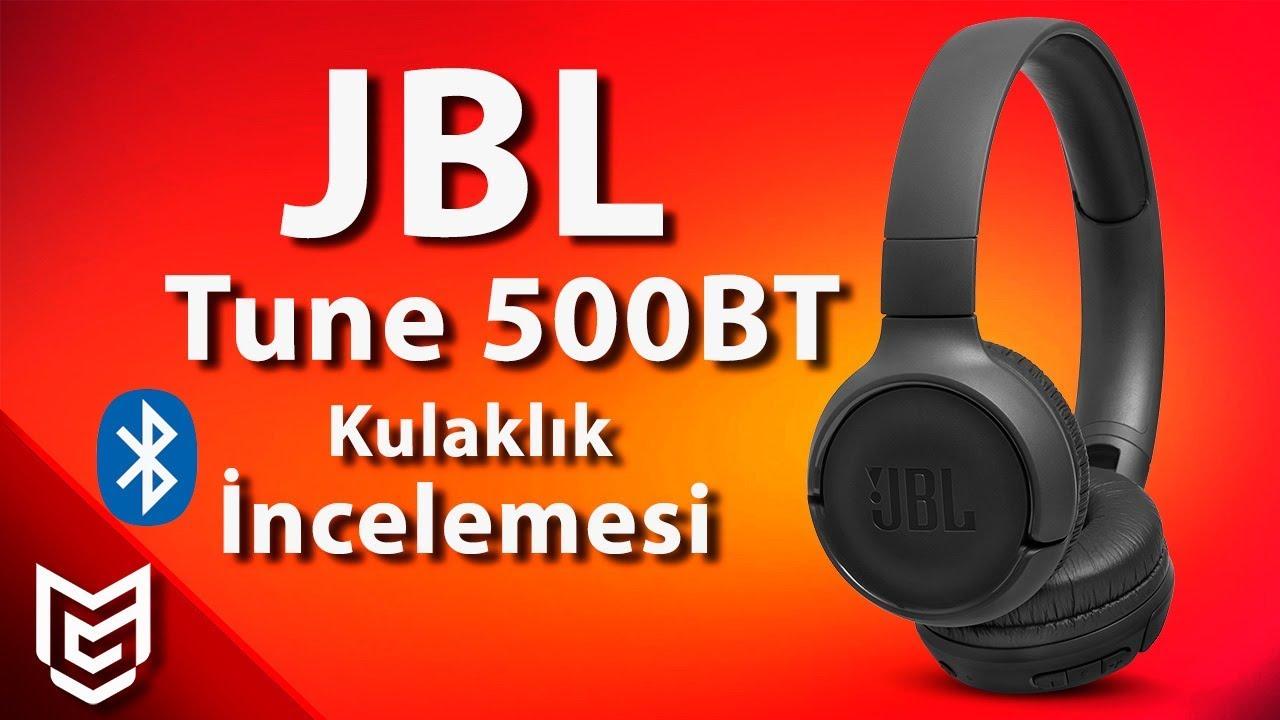 0af602110c9 JBL T500 BT Kulaklık İnceleme 🎧 - Mert Gündoğdu - YouTube