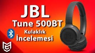 JBL T500 BT Kulaklık İnceleme 🎧 - Mert Gündoğdu