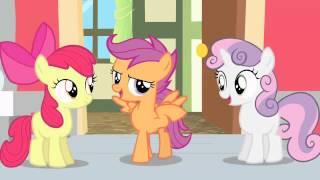 My Little Pony CMC Hopeful (Bars and Melody)