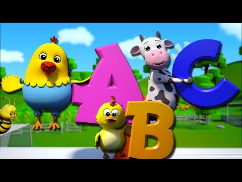 ABC Chanson  apprendre anglais alphabets  éducatives chansons  Alphabets in French  ABC Song