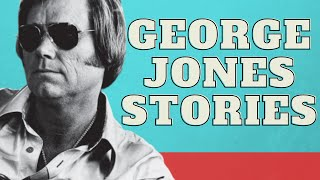 George Jones Stories: - Face Down In The Mud And Beaten By Cowboys