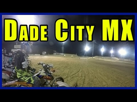 Night MX Practice @ Dade City ~ South Trip P5 - S6|EP24