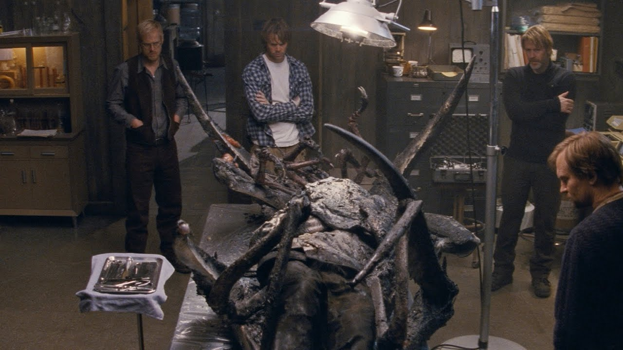 Hollywood Horror Monster Alien Movie
