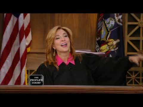 The People's Court - Fun with the Judge