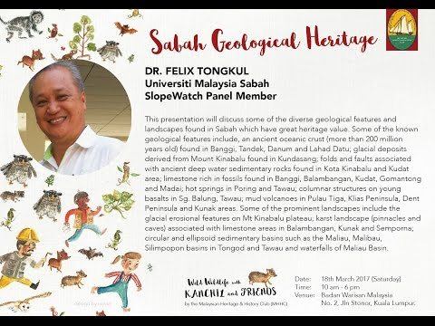 MHHC Wild Wildlife with Kanchil and Friends - Dr Felix Tungkol