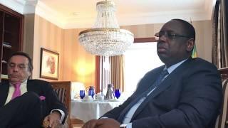 Internationale Mittelstandskooperation mit Westafrika