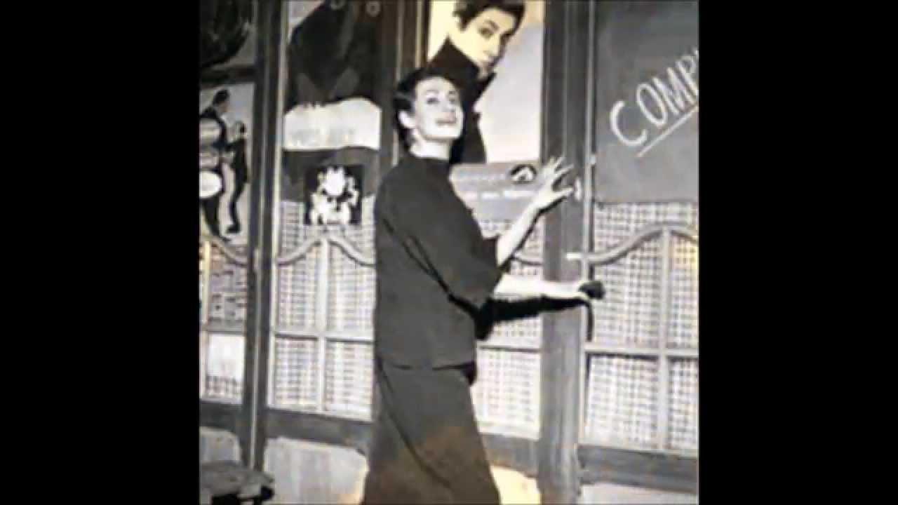commercialisable magasin discount forme élégante Barbara - Chapeau bas (Première version radio - 1958)