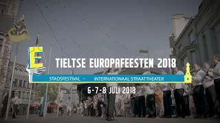 Tieltse Europafeesten 2018   Tielt Zomert