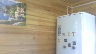 Вагонка деревянная. Внутренняя отделка дома 6×6. Дёшево и надёжно.