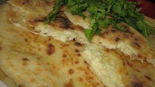 Рецепт - Лепёшки с сыром ( хачапури по-имеретински)