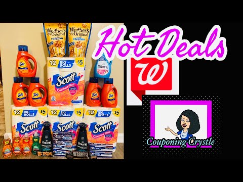 Walgreens Haul Must Do Deals How To Us $5 Off $20 Coupons