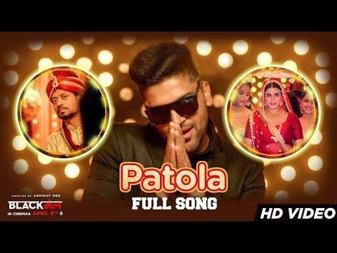 patola-song-(full-video)-|-blackmail-|-irrfan-khan-|-guru-randhawa-|-music-cafe