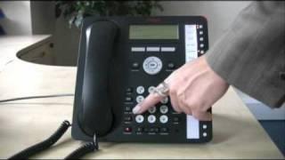 how to set call forward on panasonic kx-tgd220c