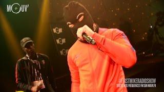 """KALASH CRIMINEL : """"Sauvagerie #2"""" + """"Arrêt du cœur"""" ft KAARIS... @ First Mike Radio Show Live #4"""