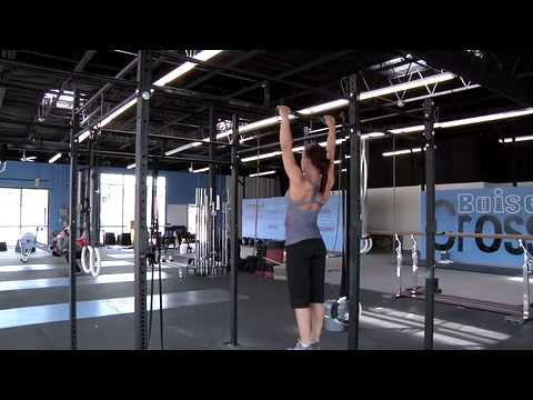 Exercise Guides Scapular Pull-Up