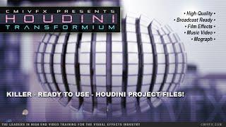 cmiVFX Houdini Transformium Vimeo