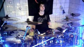 Marius - Breaking Benjamin - Polyamorous (Drum Cover)